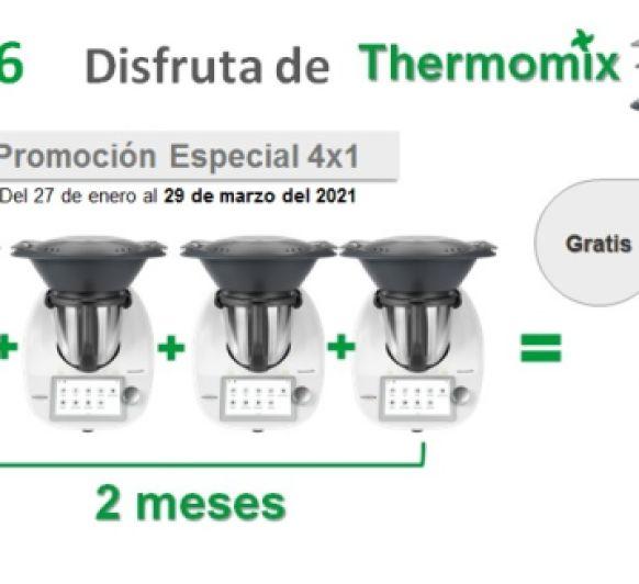 Consigue tu Thermomix® Gratjs
