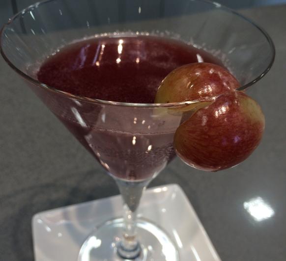 Coctel de uvas