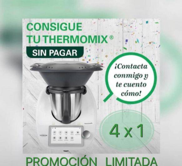 CONSIGUE TU Thermomix® GRATIS... PROMOCIÓN ESPECIAL RECLUTAMIENTO