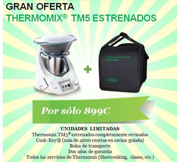 thermomix tm5 kmo