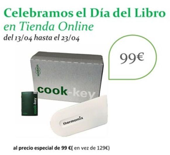 COOK KEY PRECIO ESPECIAL