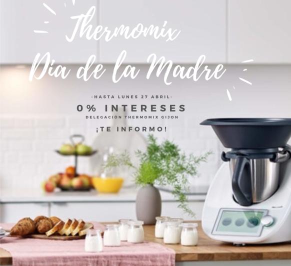 Thermomix® DIA DE LA MADRE