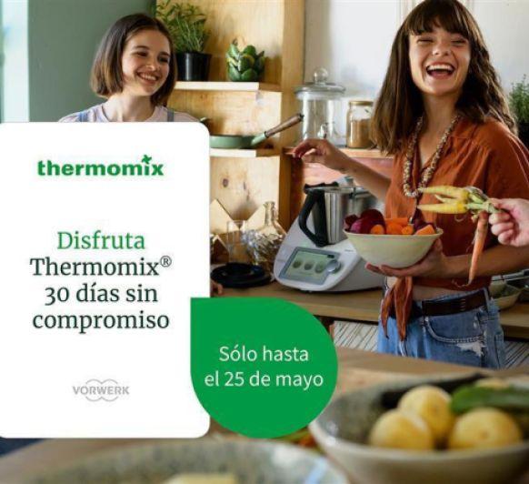 Recomienda Thermomix® a tus amigos
